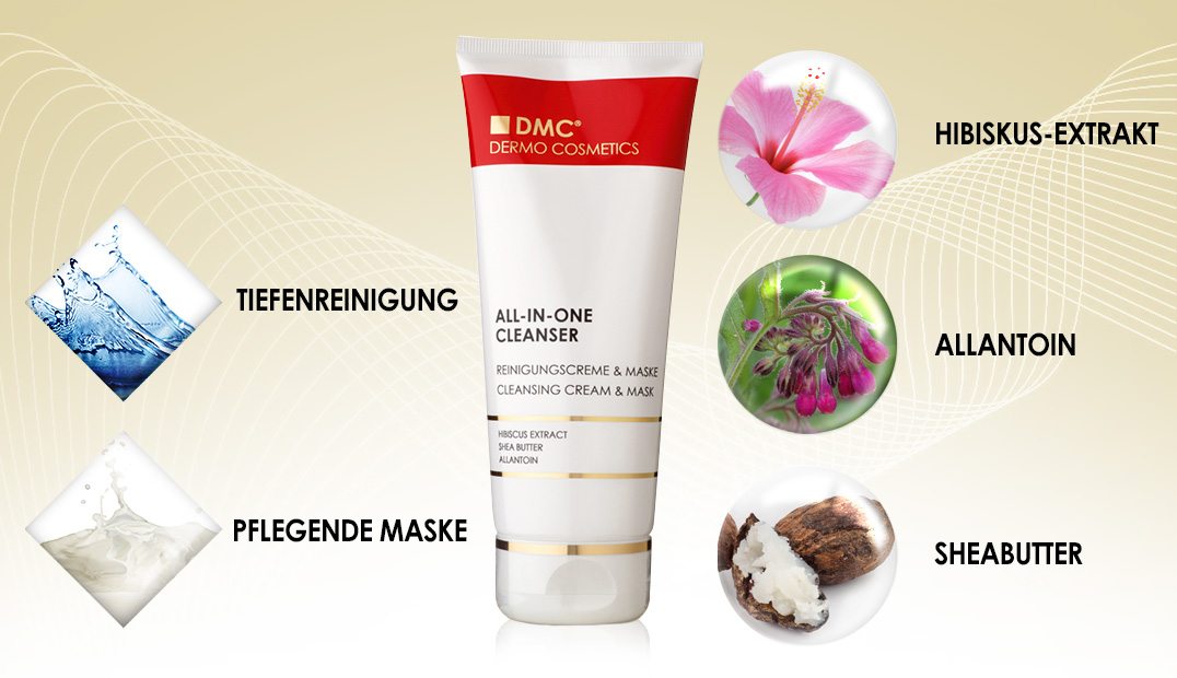 All-in-one Cleanser Ingredients