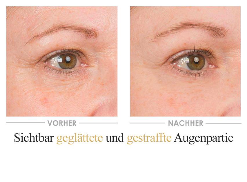Resveratrol Premium Augencreme